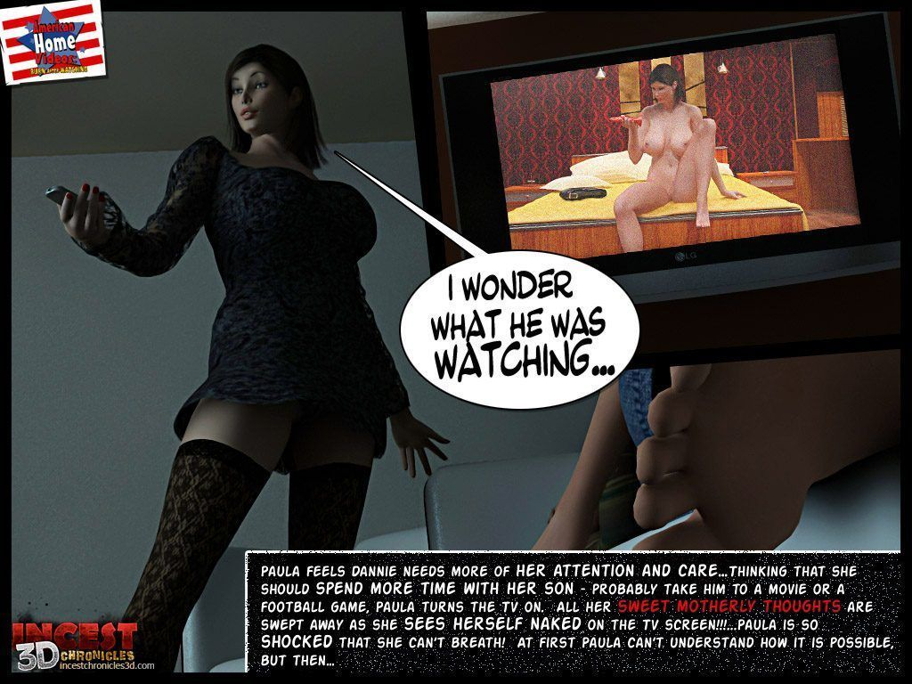Incest chronicles 3d - American Home Video - part 2