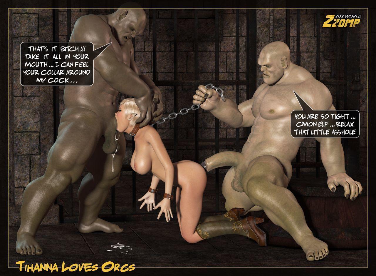 [Zzomp] Tihanna Loves Orcs [Part 2]