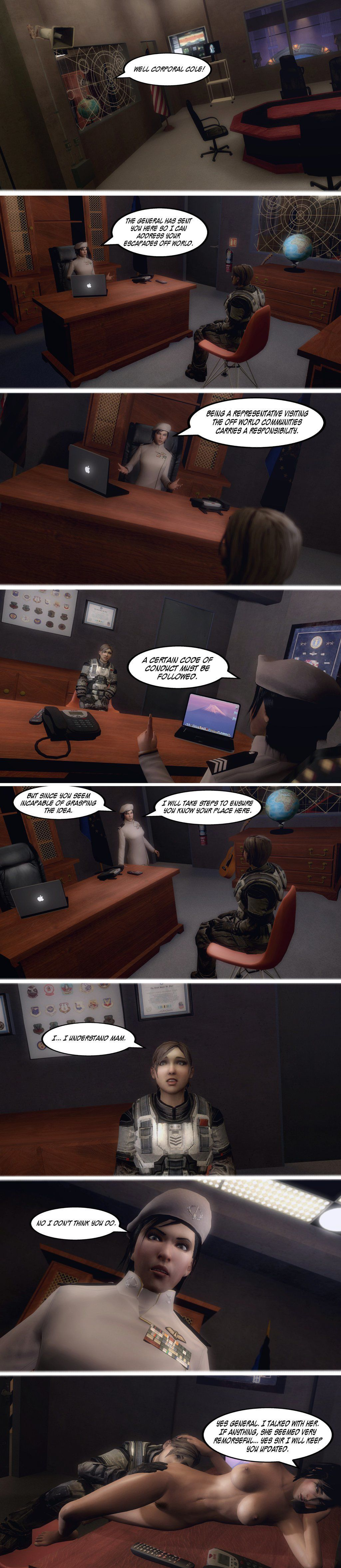 Updated gallery of the works of Rastifan Pt 2 (Comic Shorts) - part 2