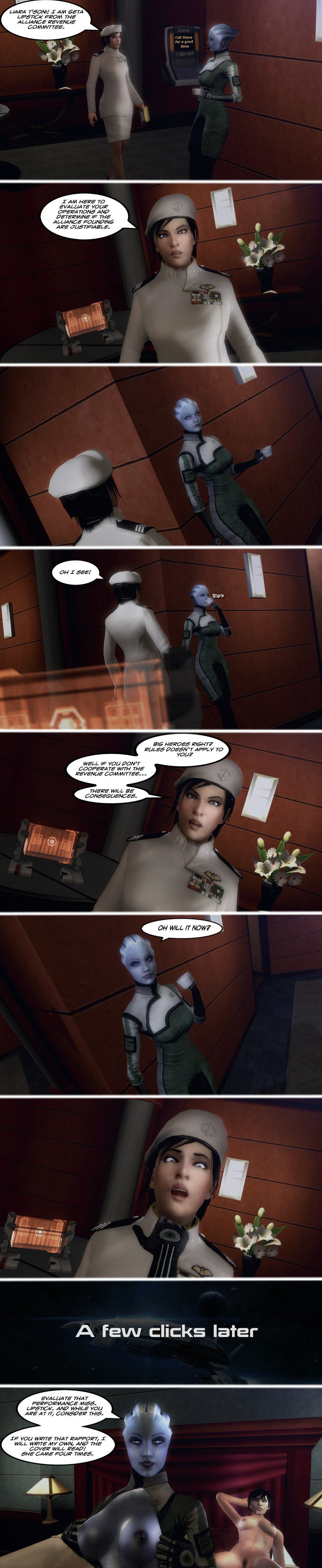 Updated gallery of the works of Rastifan Pt 2 (Comic Shorts) - part 5