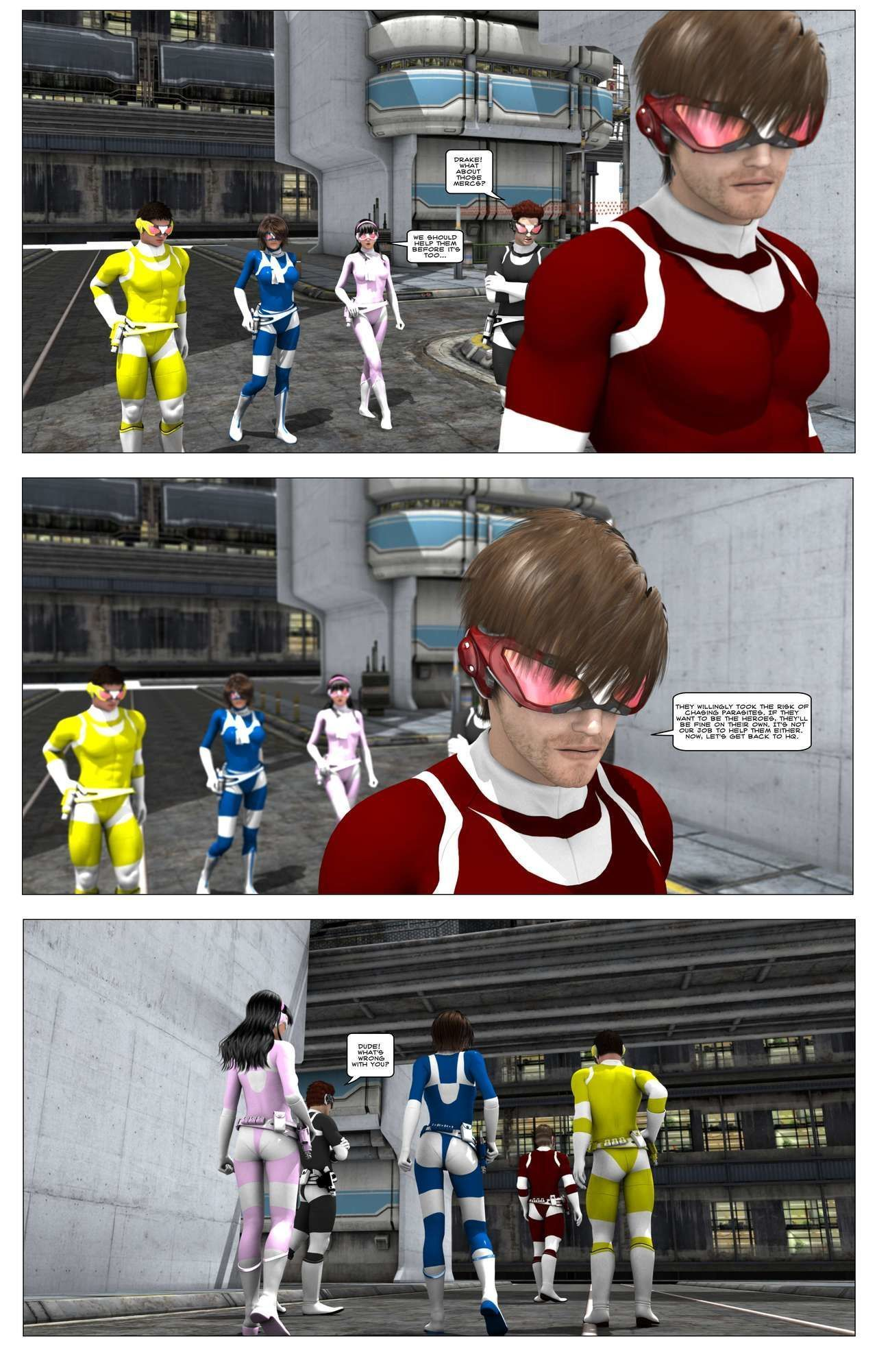 Shadow Ranger Zero Part 1: The Beginning of The End