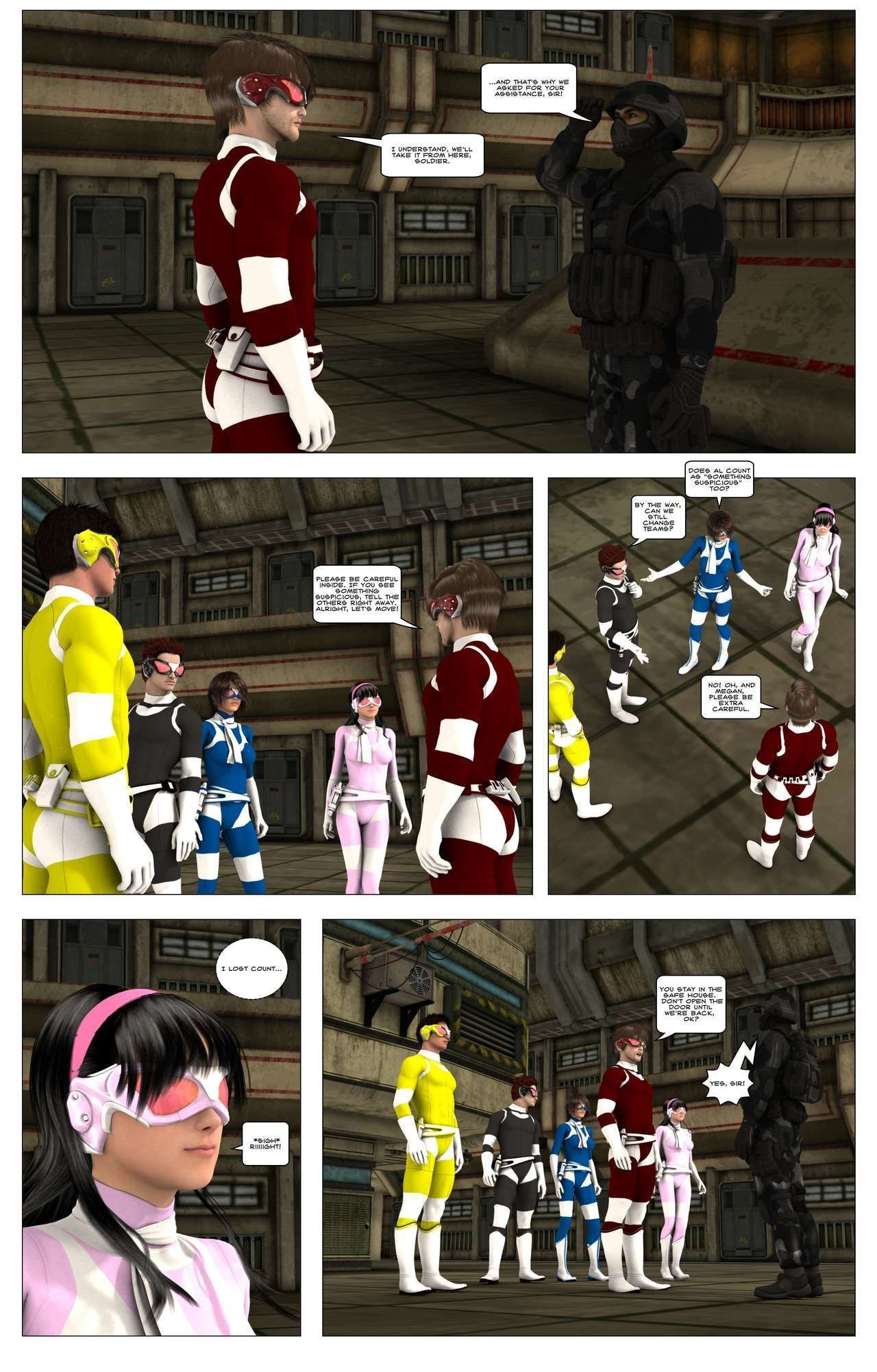 Shadow Ranger Zero Part 1: The Beginning of The End - part 7