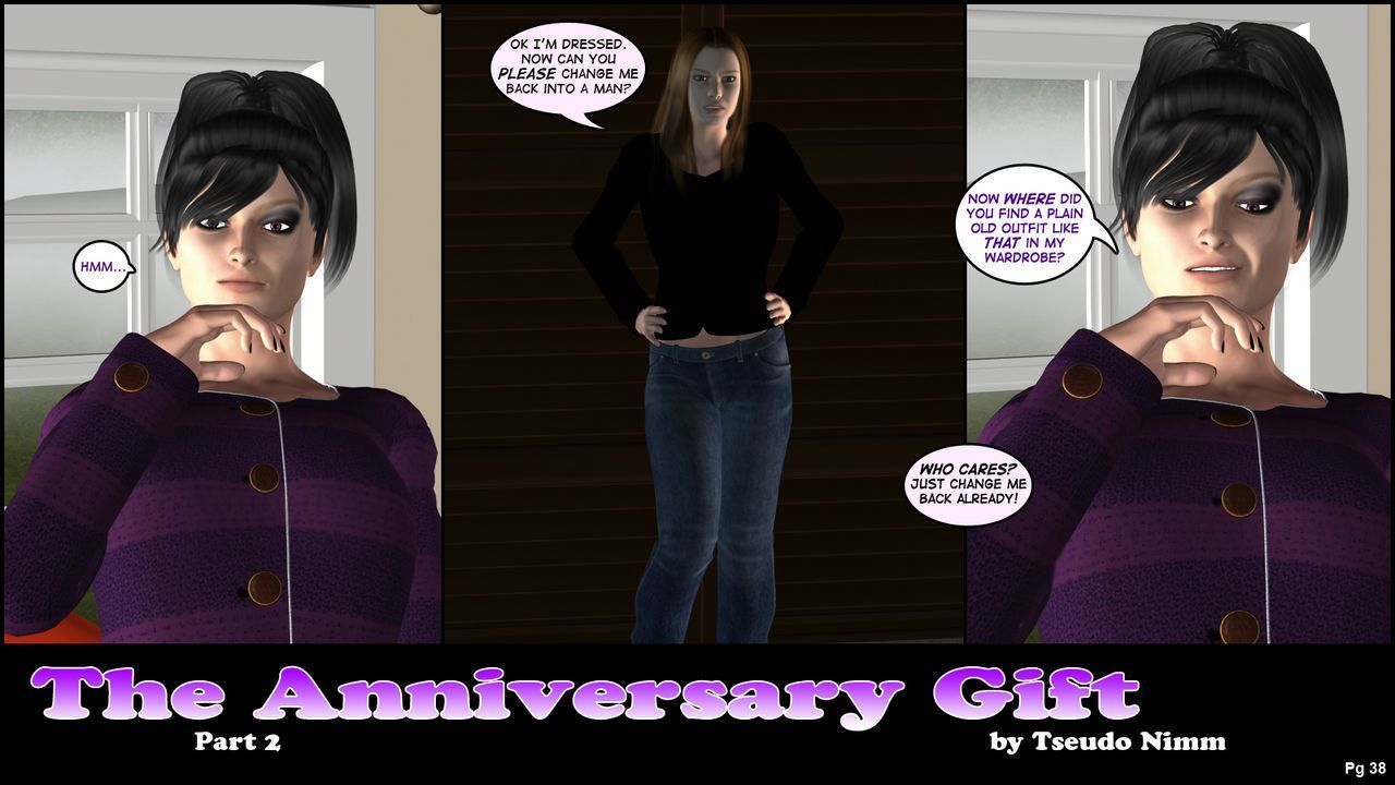 The Anniversary Gift - Chapter 2