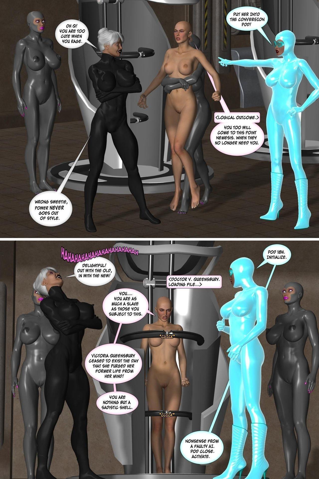 The Division - A Seductive Path 1-7 - part 4