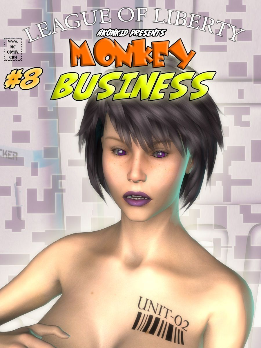 Monkey Business 1 - 20 - part 6