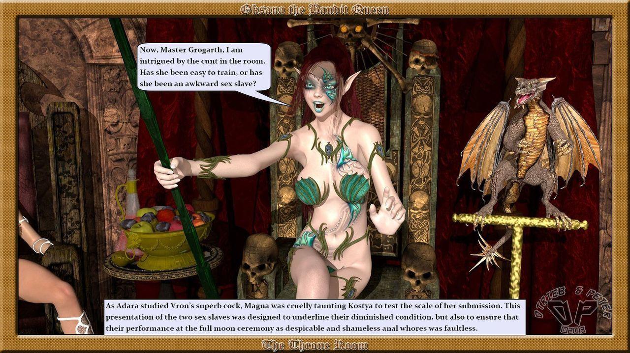 Oksana The Bandit Queen - Part Four - part 2