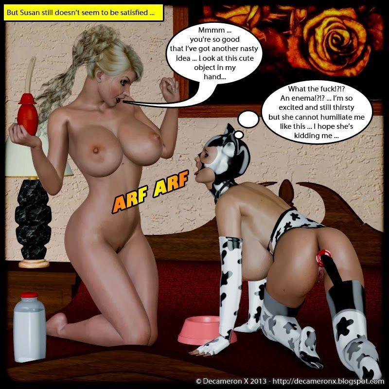 [DecameronX] Eva Lust 2 a Good Puppy - part 3