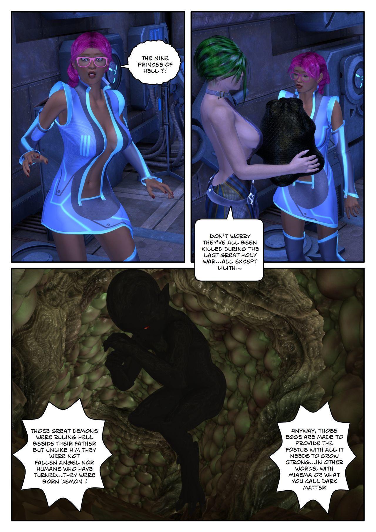 [Shinra-kun] The Fallen Star Ch. 7: The LightBearer - part 12
