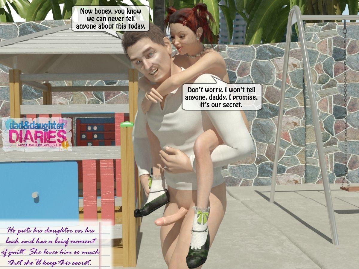 Dad Daughter Diaries - Playground - part 2