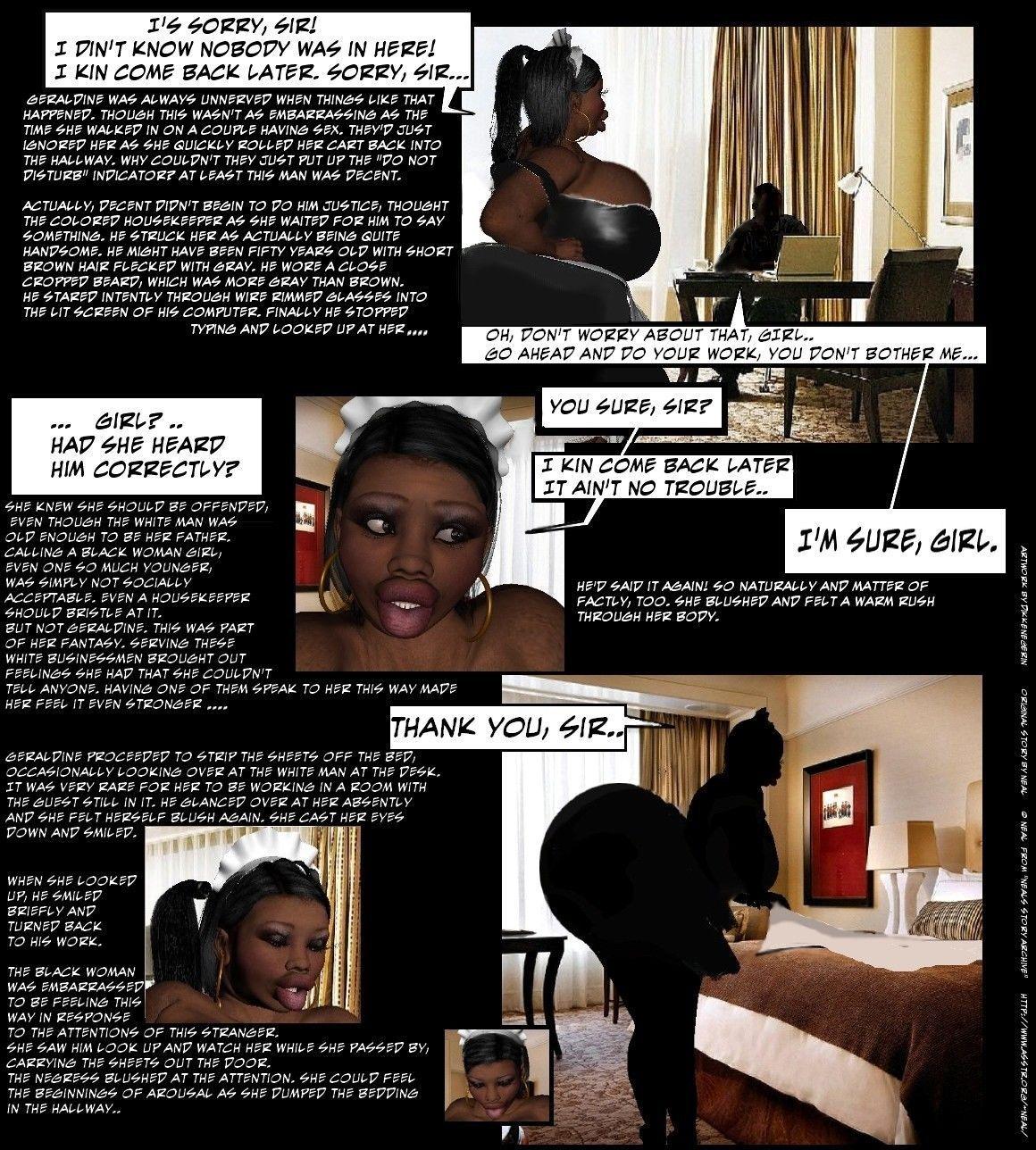 Room Service by Geraldine
