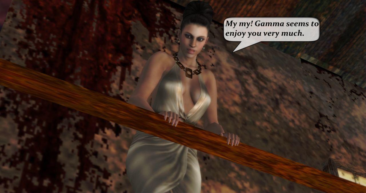 Gamma On The Hunt 5 - Gamma\'s Sweet Lollipop - part 2