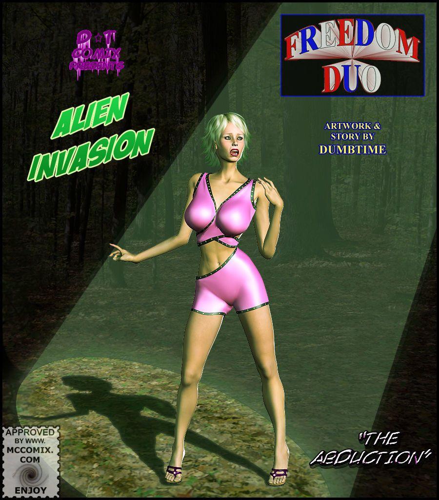 [Dumbtime] Alien Invasion - The Abduction
