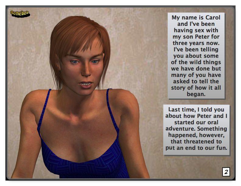 [BoneBob] Carol & Peter- chapter 04: The beginning part 3