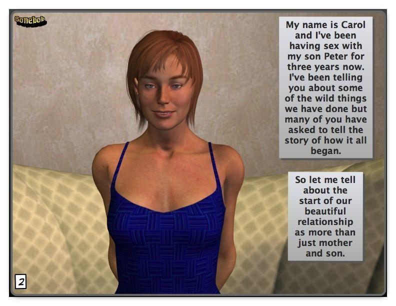 [BoneBob] Carol & Peter- chapter 04: The beginning part 1