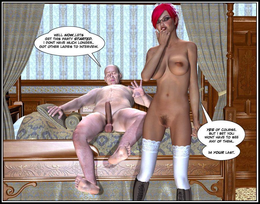 Misadventures os sissy 1-2 - part 2