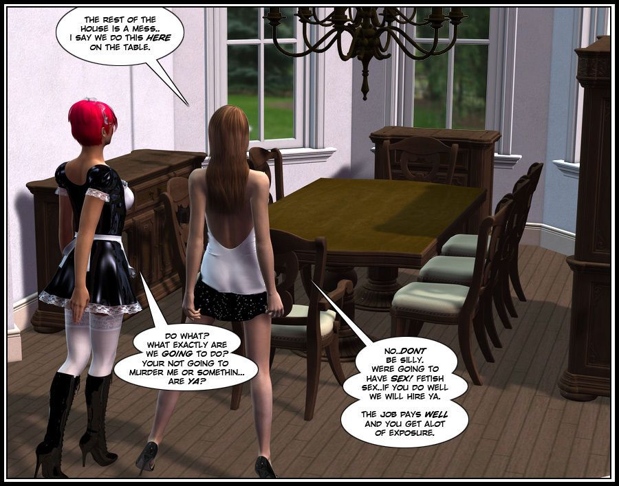 Misadventures os sissy 1-2 - part 3