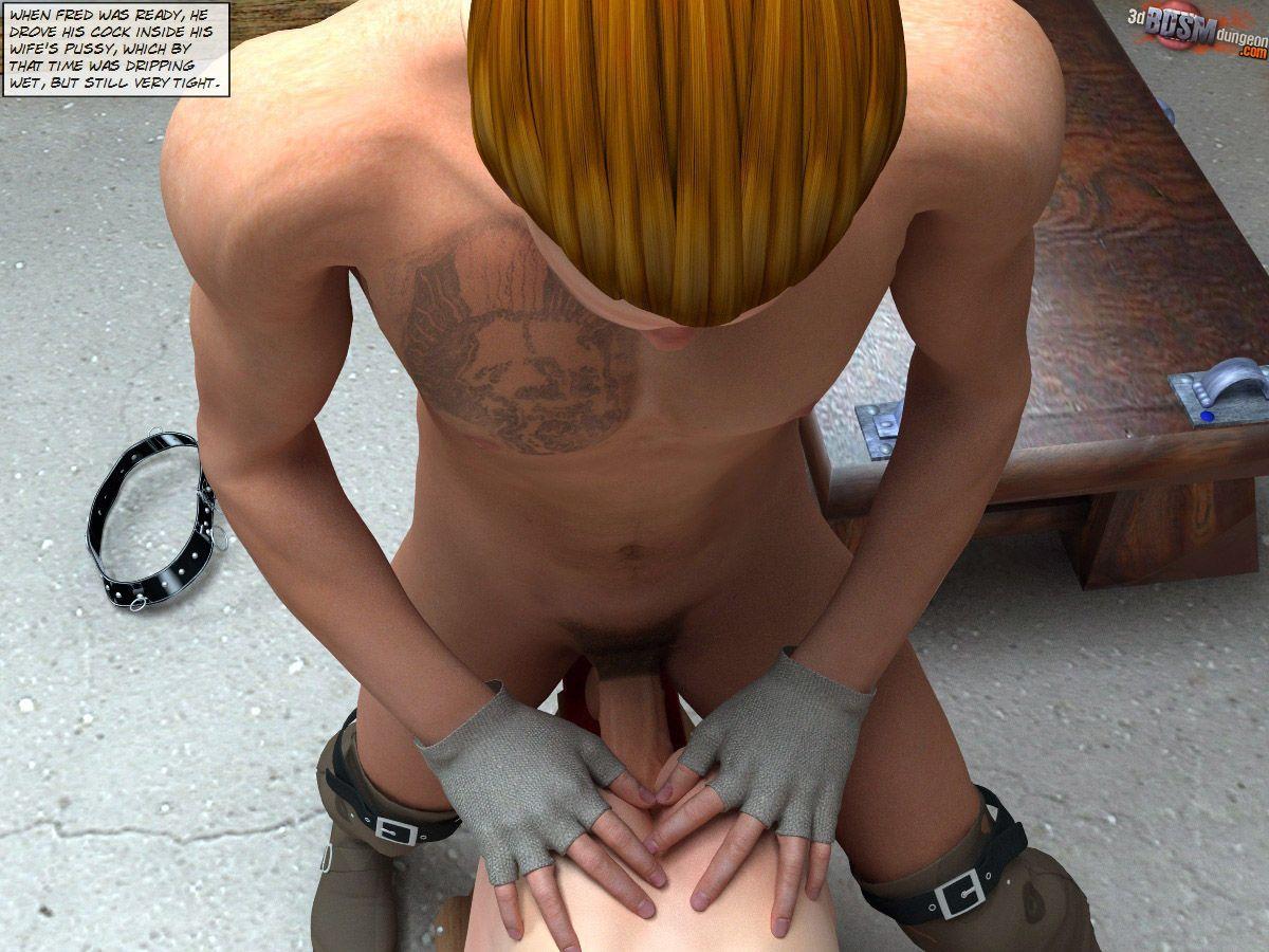 [3D BDSM Dungeon] The Basement Mystery - part 3