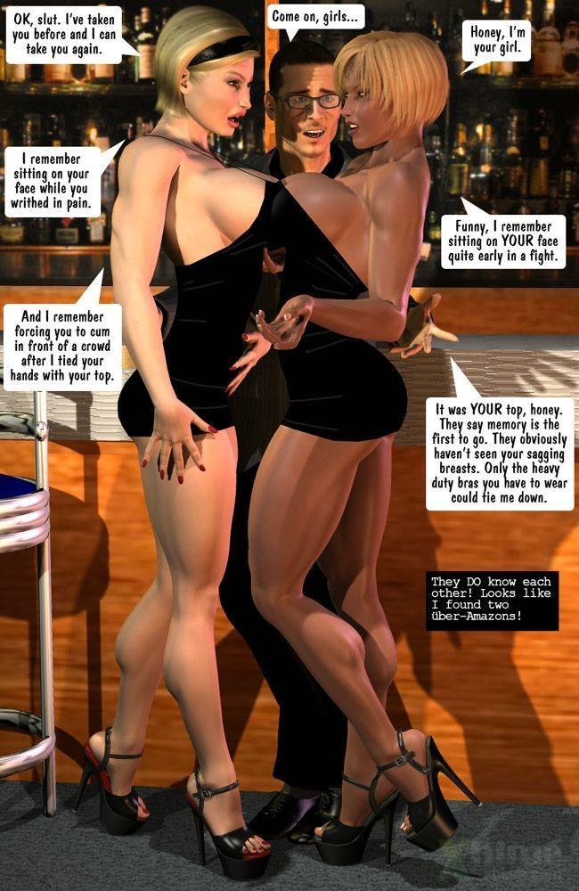 [Entropy] Tania & Kandice #2