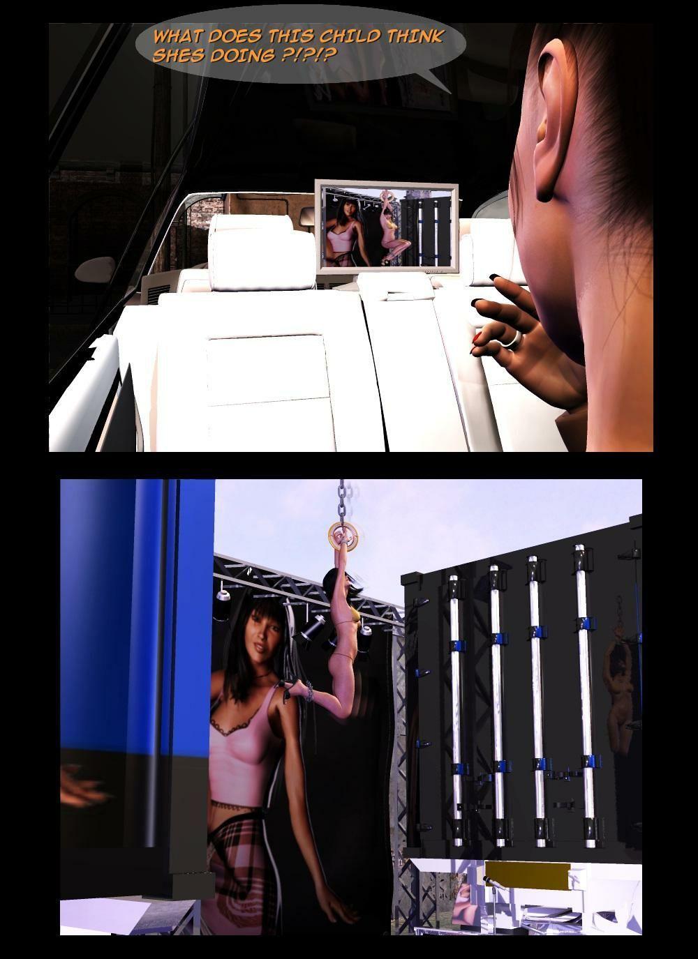 Carey Queen of Escapes - The amazing teen escape artist