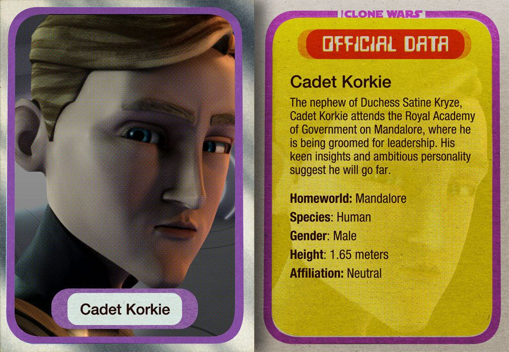 The Clone Wars Season 3 - Picture Card Series - part 2