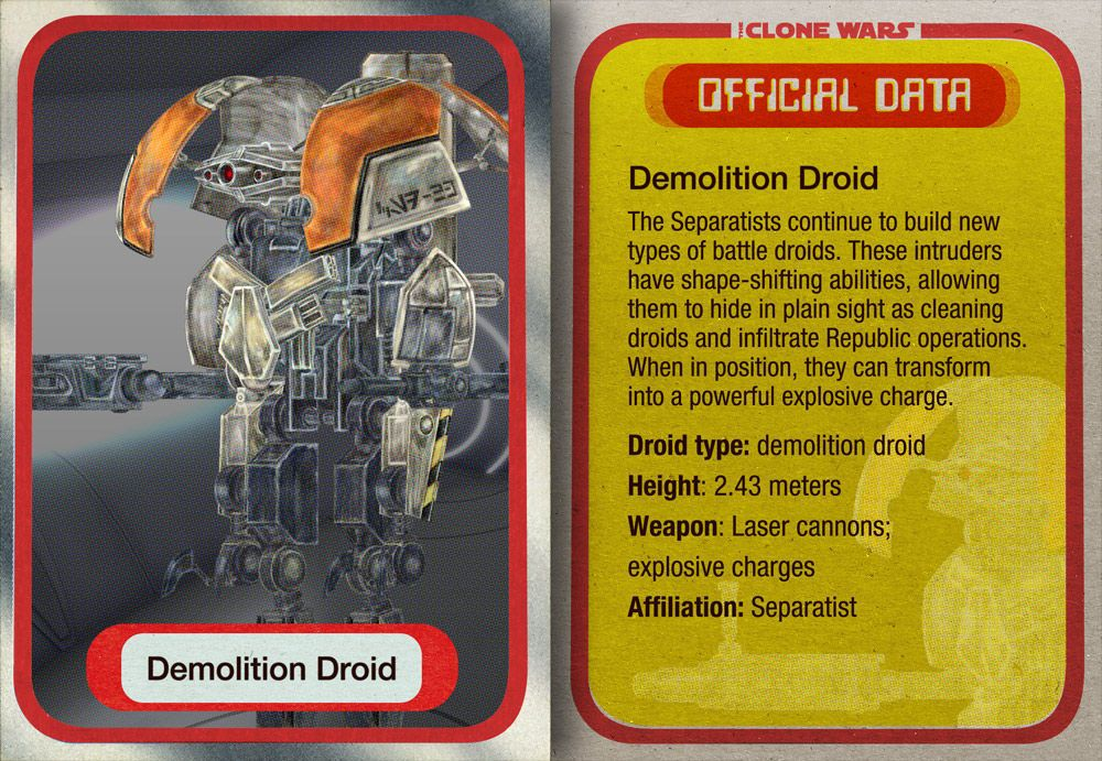 The Clone Wars Season 3 - Picture Card Series - part 3