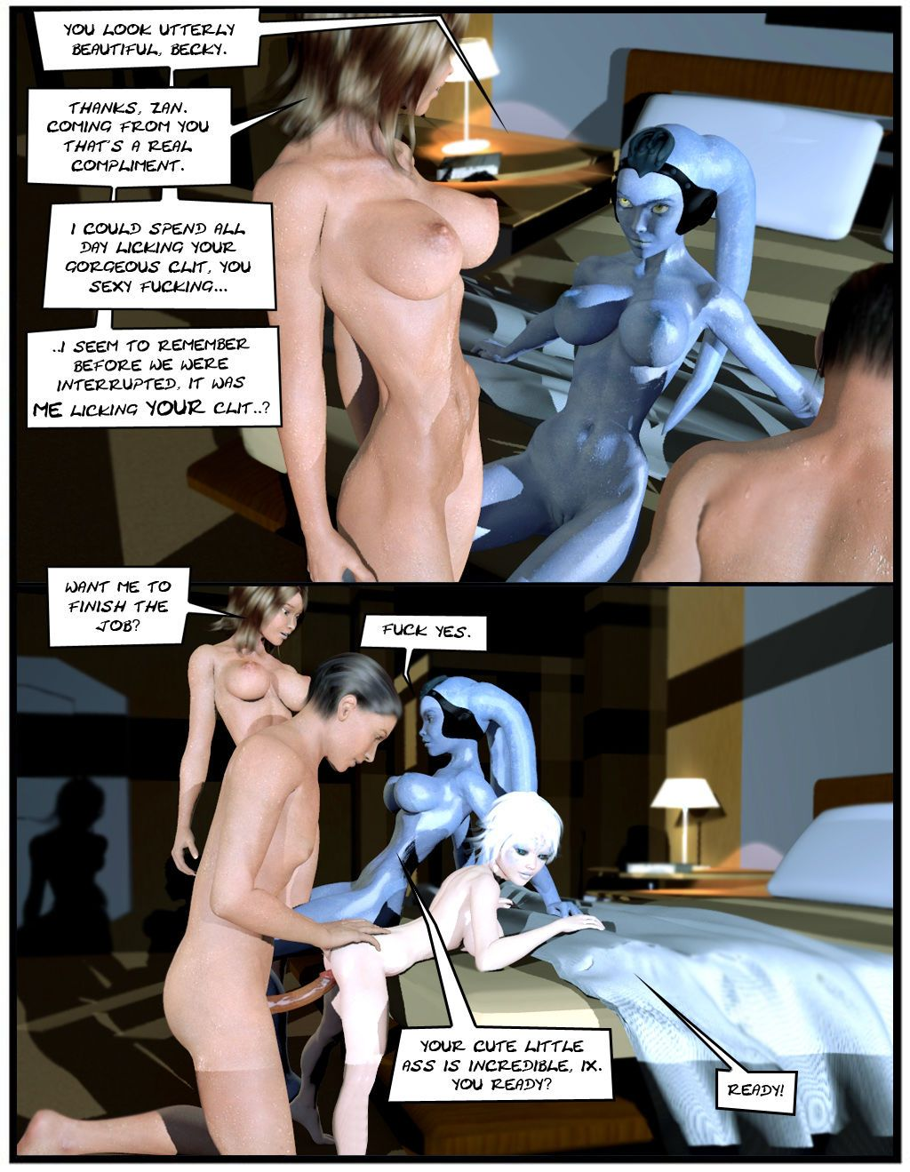 Pilot Plaything - part 3