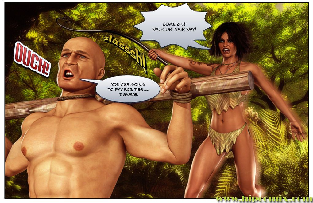 Dada The Jungle Babe