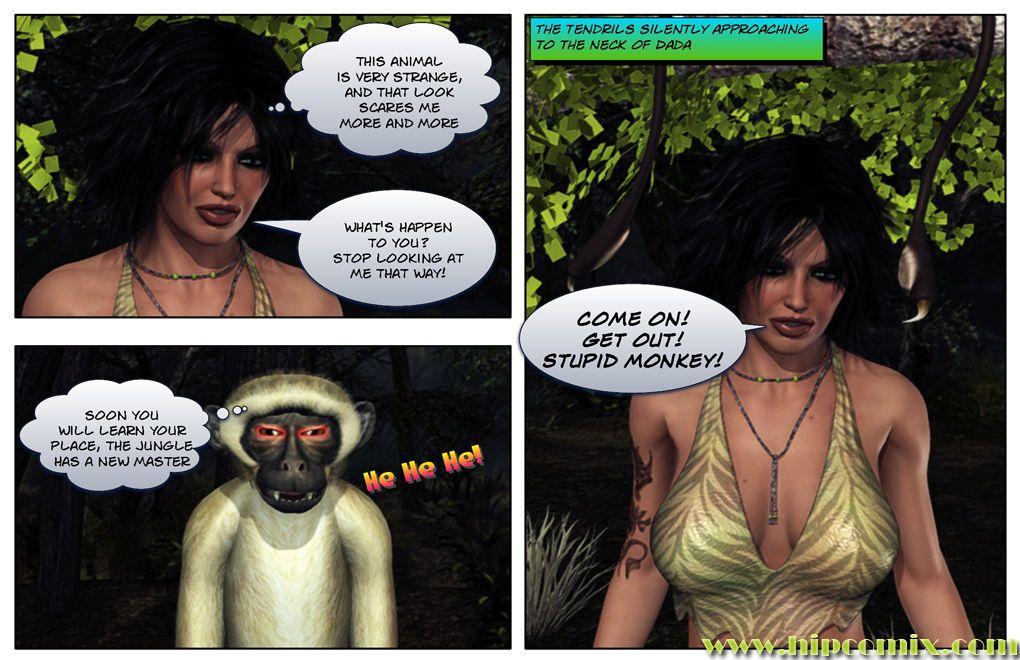 Dada The Jungle Babe - part 2