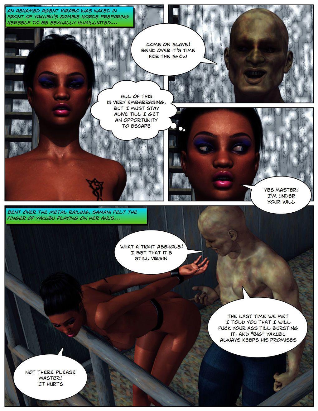 Dada The Jungle Babe - part 7