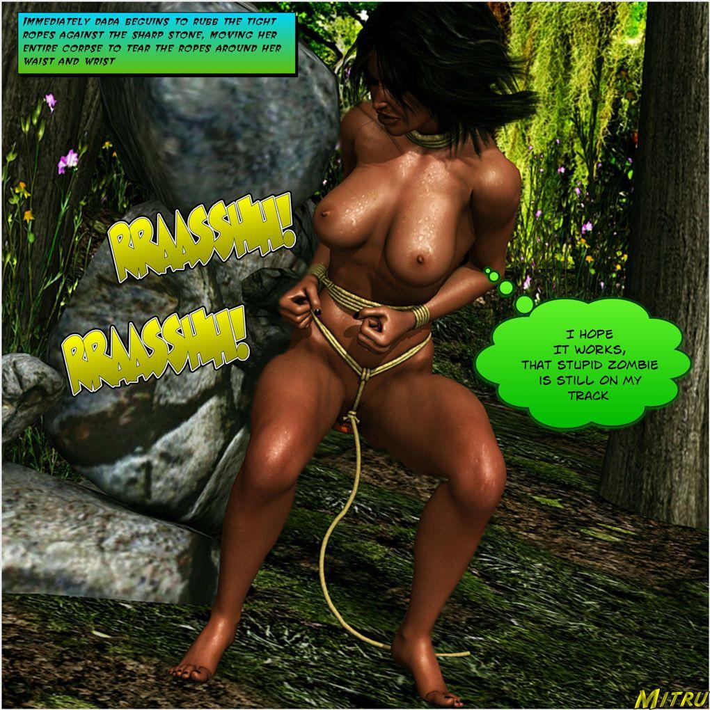 Dada The Jungle Babe - part 9
