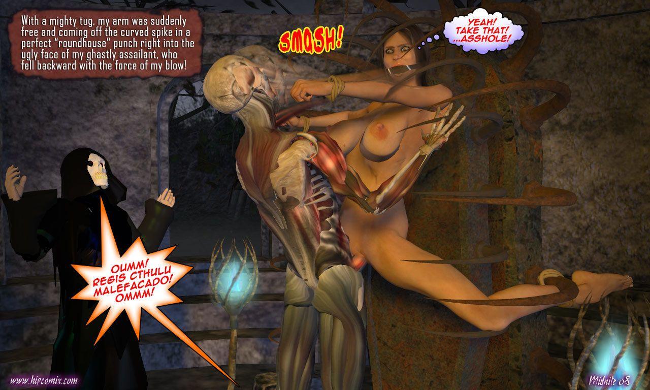 Betty Noir Private Eye - 05.The Gothic Horror Adventure - part 2