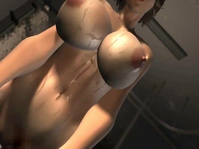 [Umemaro 3D] Dr. Sugimotos Lecherous [English] - part 12
