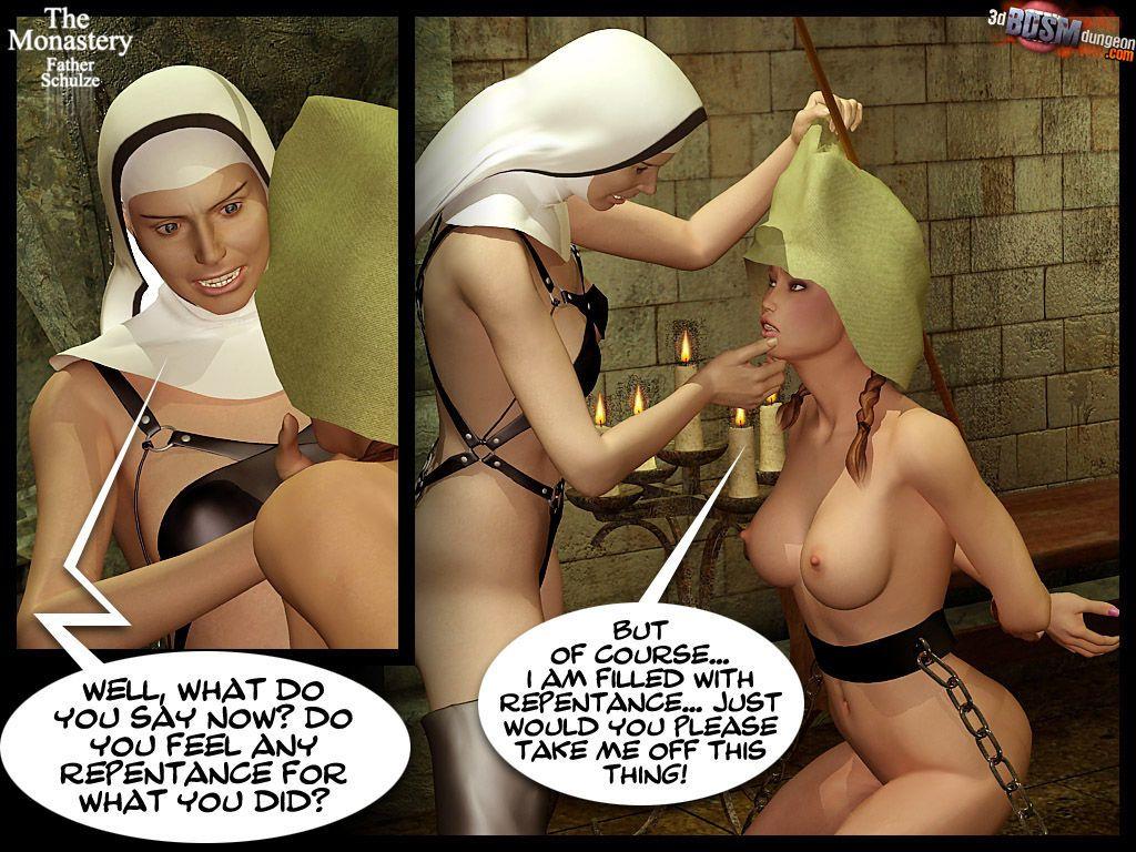 The Monastery - Father Shulze - part 4