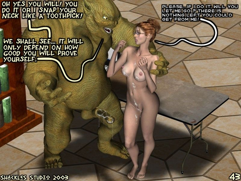 Babette the Overbooked Librarian - part 3
