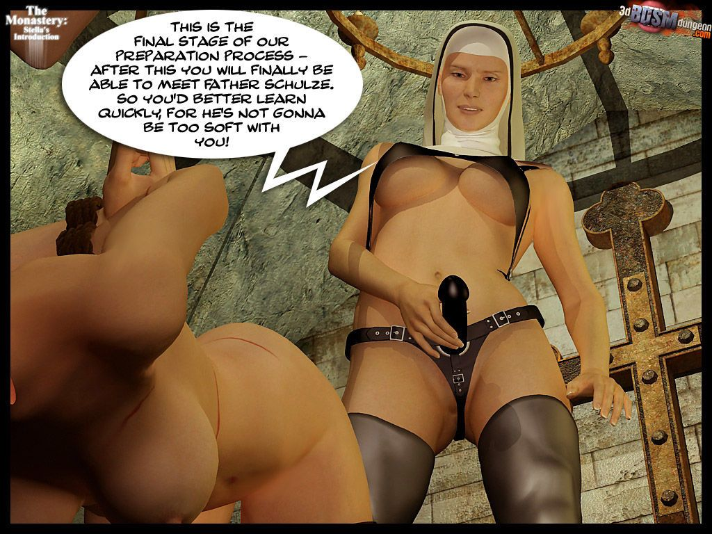 The Monastery - Stella\'s Introduction - part 3