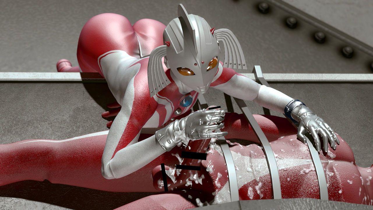 [Heroineism] Chou Hentai Ultra Boshi (Ultraman) - part 2