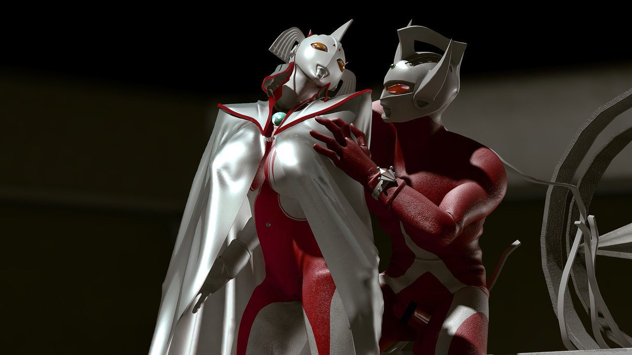 [Heroineism] Chou Hentai Ultra Boshi (Ultraman) - part 5