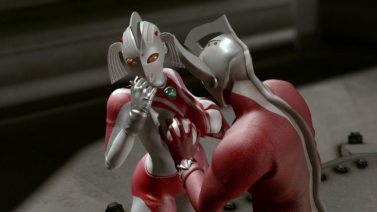 [Heroineism] Chou Hentai Ultra Boshi (Ultraman) - part 6