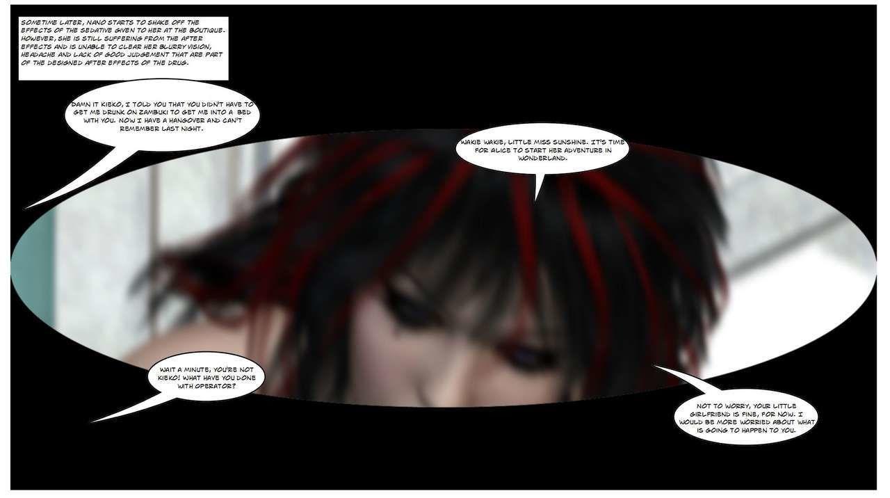 Lady Shiva - part 5