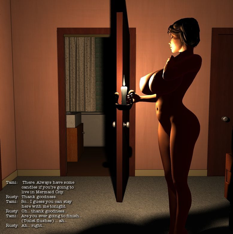 Venus Island Confidential Edition 2 - part 4