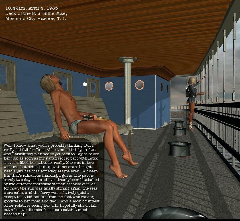 Venus Island Confidential Edition 2 - part 5