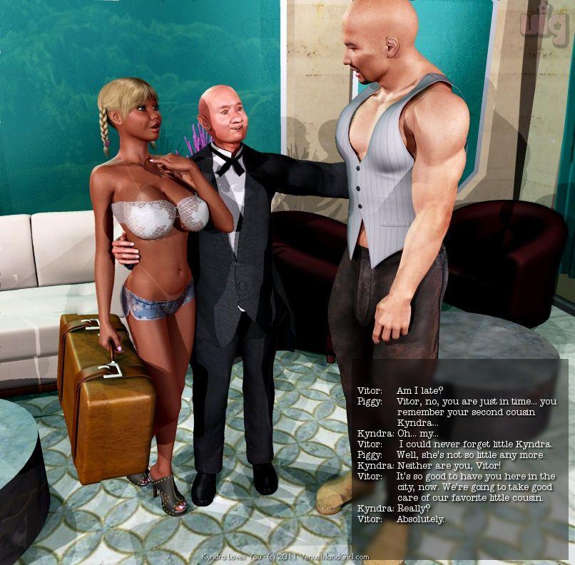 Venus Island Confidential Edition 1
