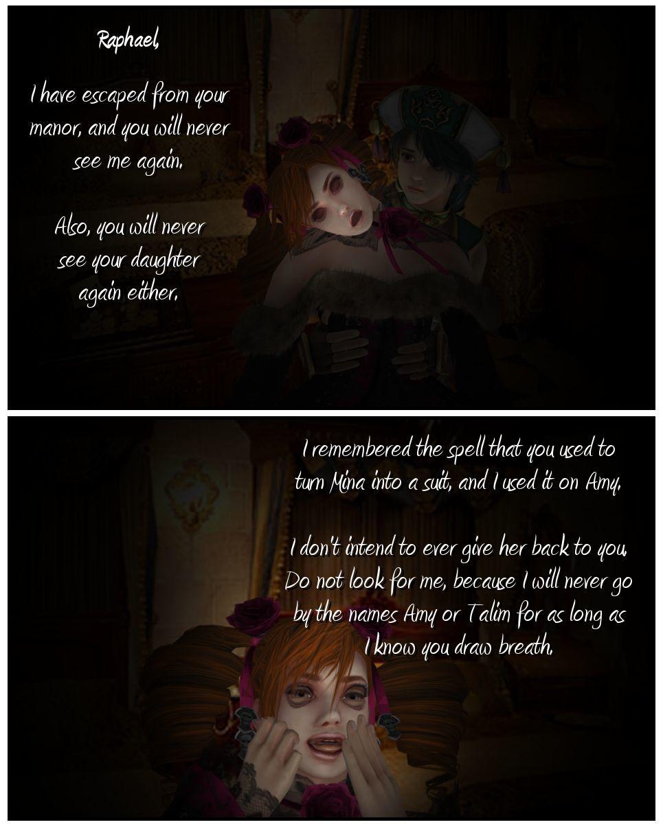 [EmperorCarltonBanks] Amy\'s Playmate (SoulCalibur) - part 3