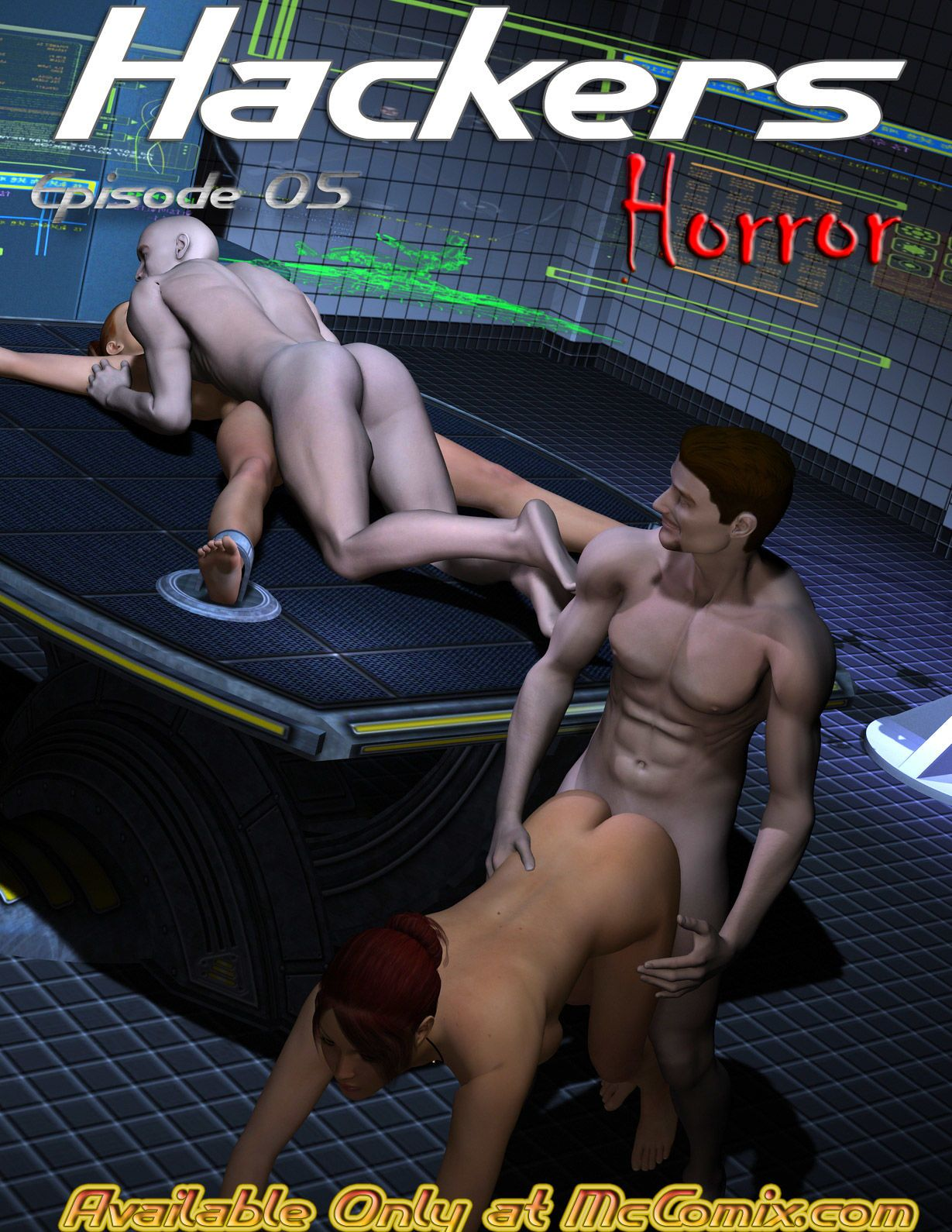 Hacker\'s Horror - part 3