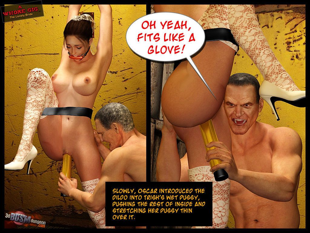 A Whore Gig 1 - The Lonely Bride - part 3