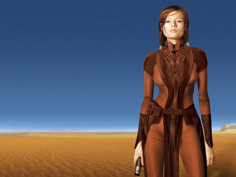 Artist Gallery: Ranged Weapon - Pt 2: KOTOR- Mass Effect