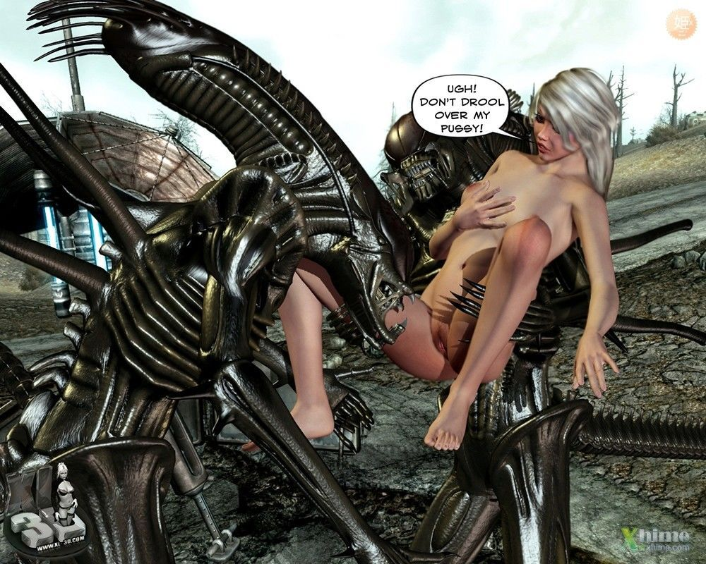 [XL-3D] Alien Attack