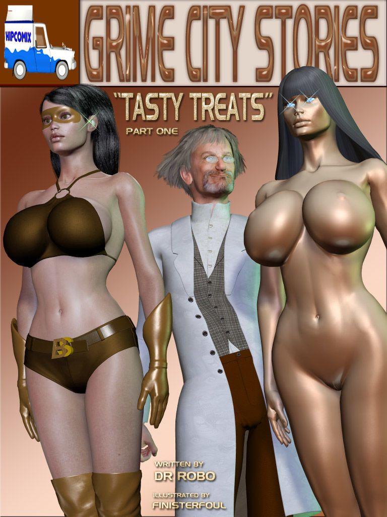 Tasty Treats - part 2