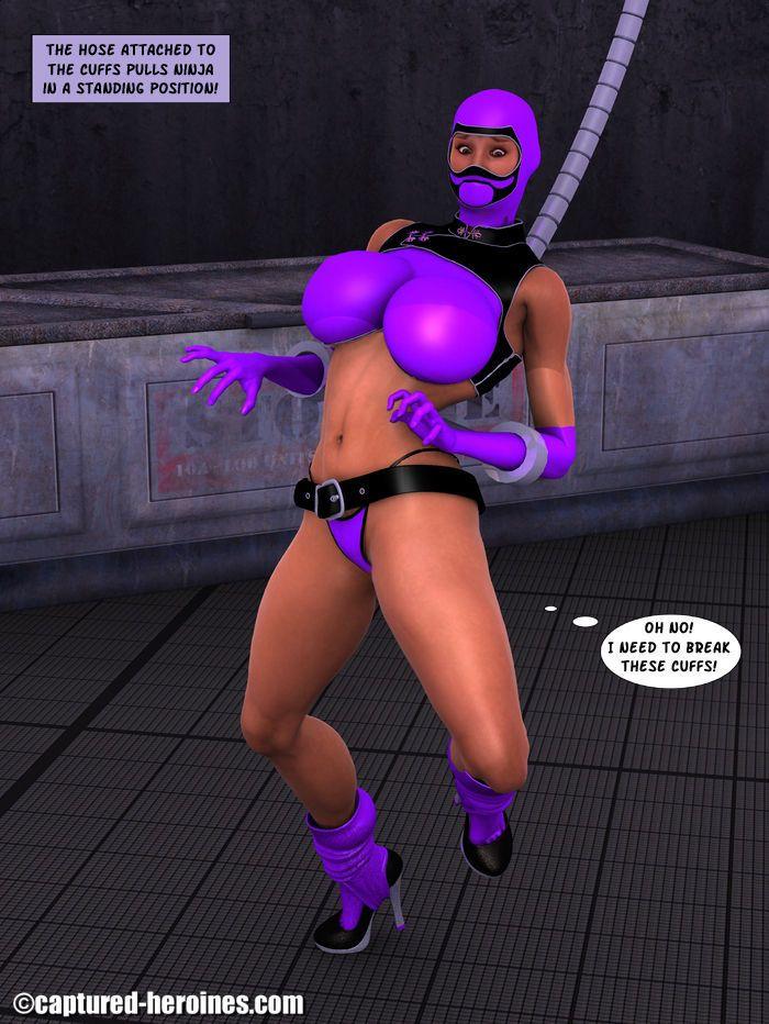 Justice Ninja vs. Electroz