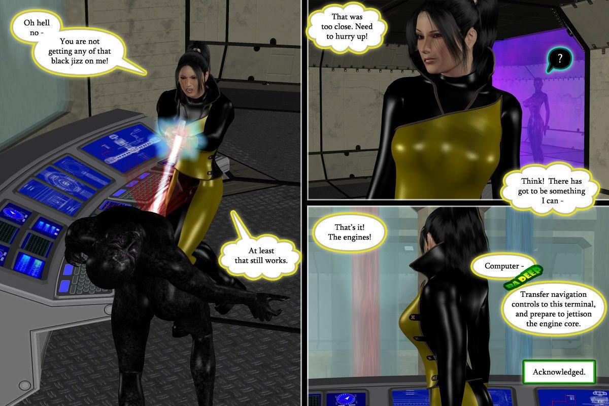 [3D] Omega Unit Origins: Haywire - part 4